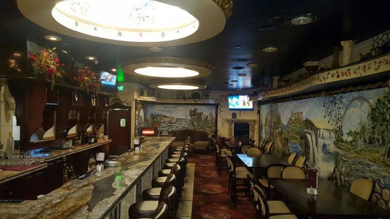 Expanded Bar | DiCicco's Colorado Italian Restaurant