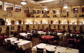 DiCicco's Authentic Style Dining Room