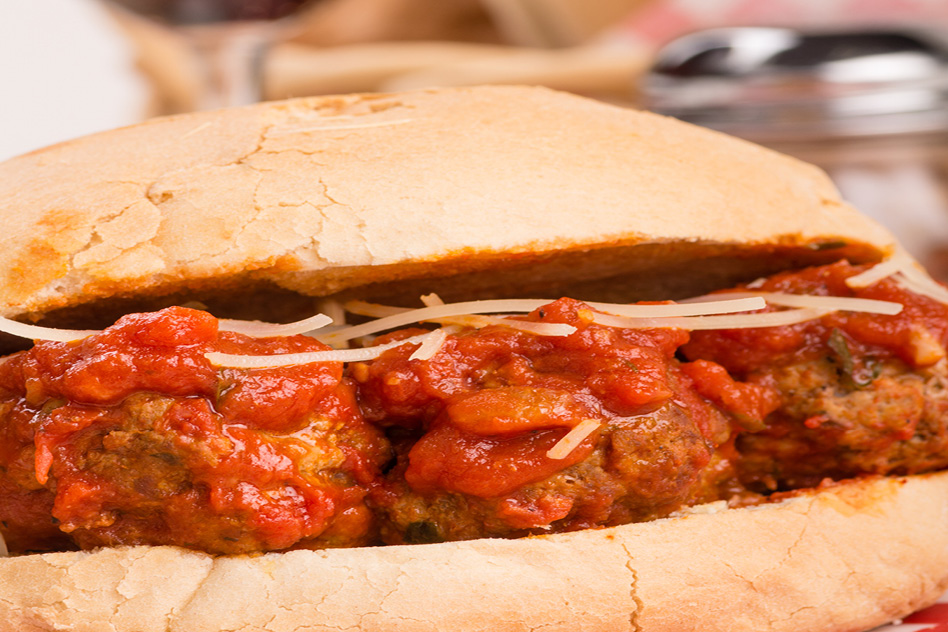Meatball Sandwich | DiCicco's Colorado Italian Restaurant