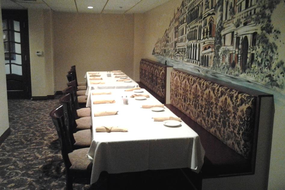 Venice Room | DiCicco's Colorado Italian Restaurant