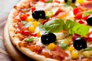 Authentic Style Individual Pizza | DiCicco's Colorado Italian Restaurant