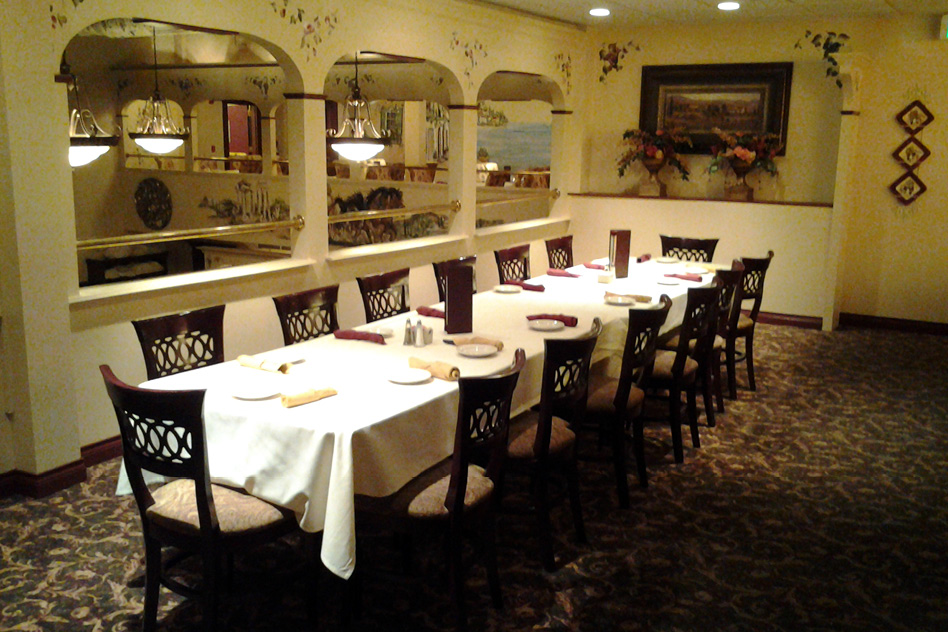 Center Loft | DiCicco's Colorado Italian Restaurant